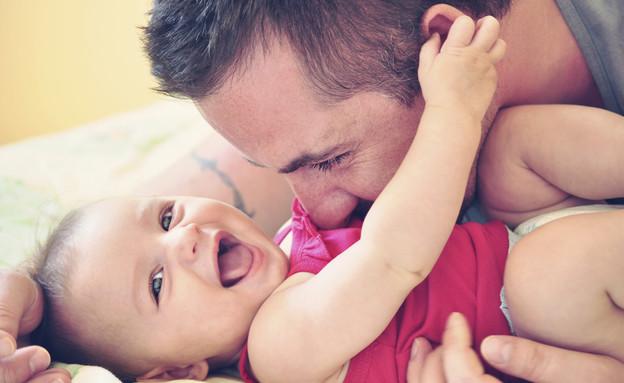 אבא ובת (צילום: אימג'בנק / Thinkstock)