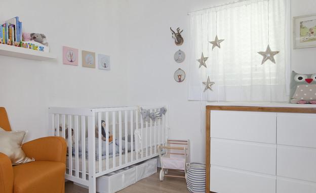 יעל הירש-שפיגל, חדר ילדים   (צילום: הגר דופלט)