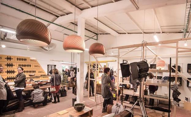 פופ אפ 01 קרן שביט, מארועי ענק לחנויות מוזיאון (צילום: גלעד רדט)