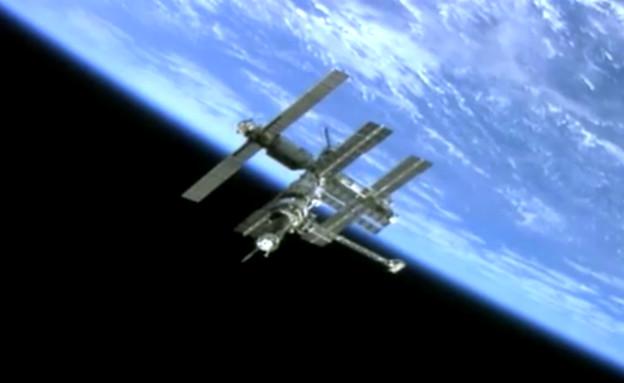 לוויני חישה אקלים כדור הארץ (תמונת AVI: משרד המדע)