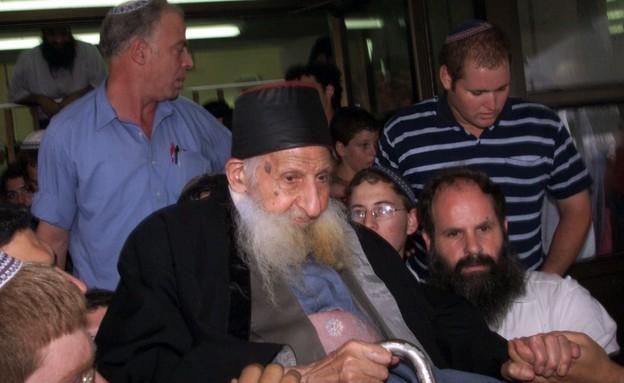 הרב יצחק כדורי (צילום: ap)