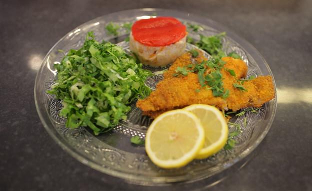 פילה דג זהבון  (צילום: יהודה לוי, אוכל טוב)