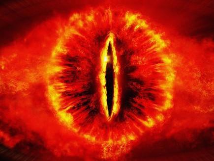 העין של סאורון (צילום: mako)