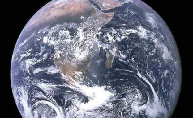 עובדות על כדור הארץ (צילום: nasa)