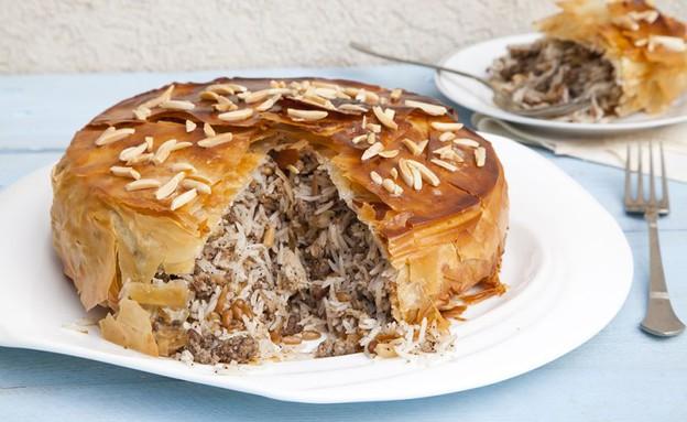 טאסת אל ג'אג'י (צילום: אסף אמברם, אוכל טוב)