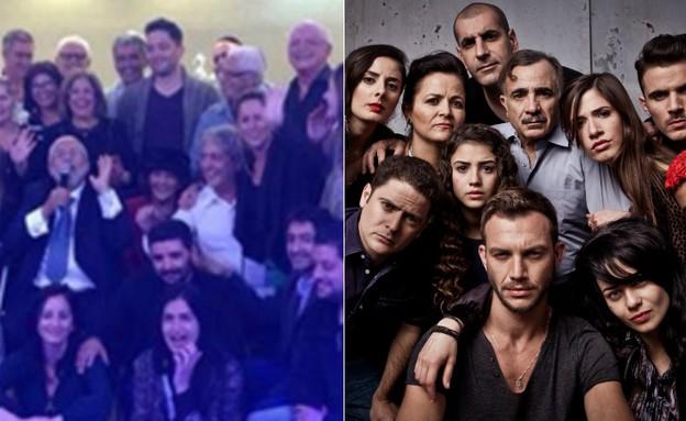 משפחת זגורי (צילום: אוהד רומנו / מתוך פייסבוק)