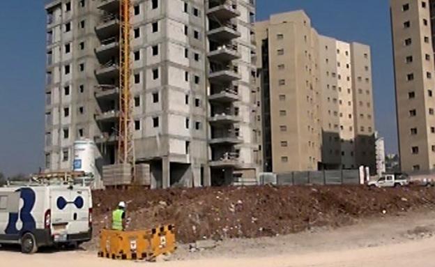 נדלן, מגדלים, בניינים, בניין (צילום: חדשות 2)