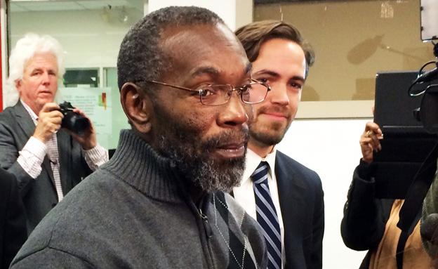 ג'קסון בבית המשפט, בשנה שעברה (צילום: רויטרס)