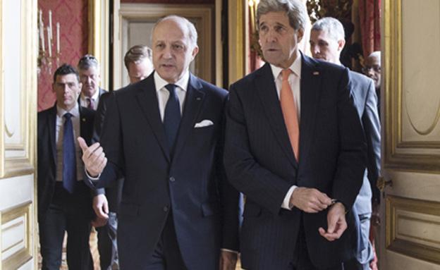 צרפת תחבל בהסכם? פביוס וקרי (צילום: רויטרס)