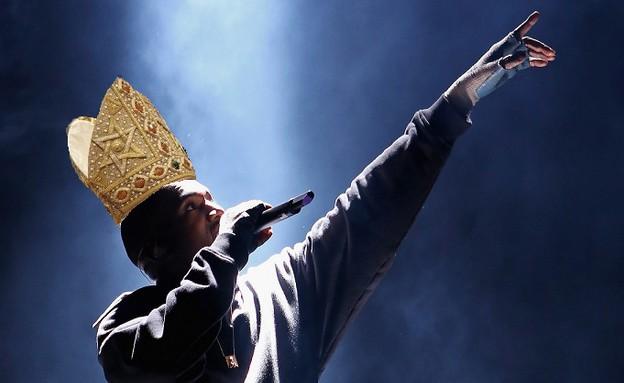 קניה אפיפיור (אילוסטרציה: Jerritt Clark, GettyImages IL)