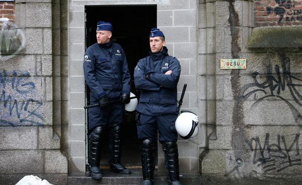 חשש מפיגועים גם באירופה, ארכיון (צילום: רויטרס)