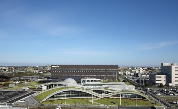 מוזיאון המדע יפן (צילום: Daici Ano)