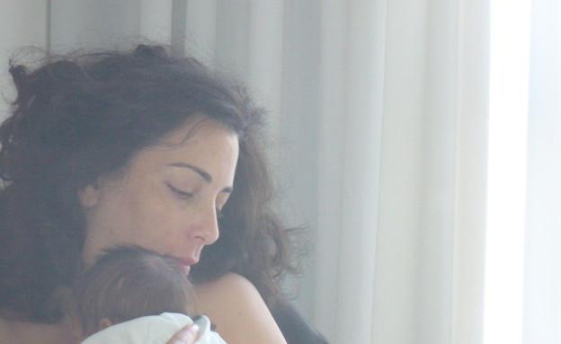 שרון סירבלה - סיפור לידה (צילום: צילום ביתי)