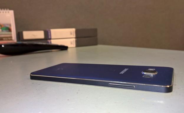 סמסונג גלקסי A5, Samsung Galaxy A5 (צילום: יאיר מור, NEXTER)
