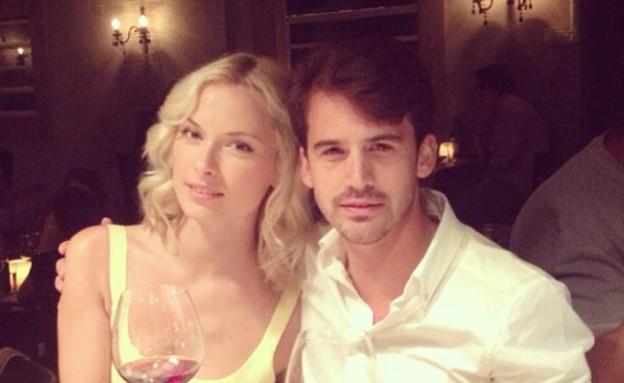 דן מנו מתחתן (צילום: instagram)