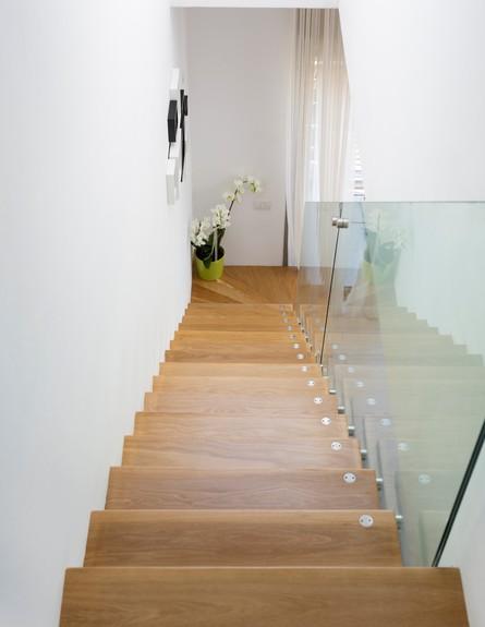 הצוותיה, מדרגות גובה  (צילום: שי אפשטיין)