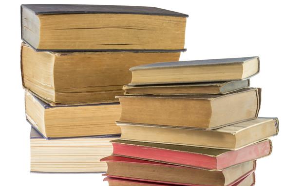ספרים ישנים (צילום: kunertus, Thinkstock)