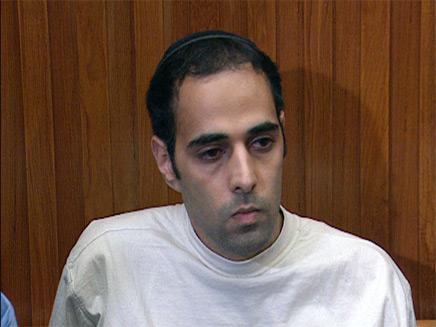 יגאל עמיר, ארכיון (צילום: חדשות2)