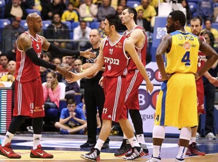 רייט וטימור. גיבורי הניצחון של ירושלים (אלן שיבר) (צילום: ספורט 5)