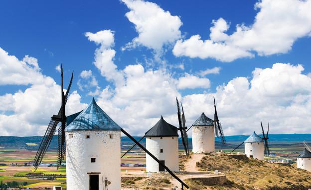 לה מנצ'ה ,ספרד (צילום: אימג'בנק / Thinkstock)