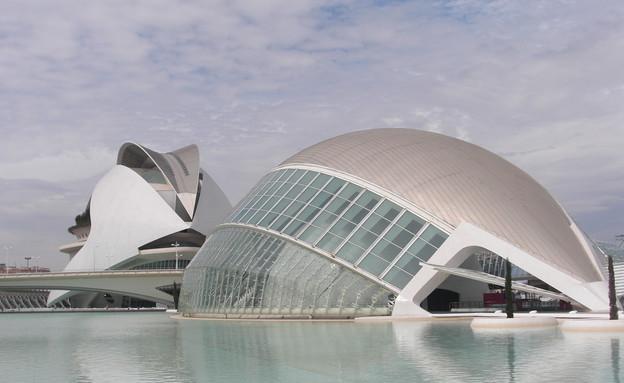 מוזיאון המדע בולנסיה (צילום: מתוך: http://www.cac.es/museo/horario)