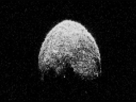 האסטרואיד באמת מאיים? (צילום: יוטיוב)