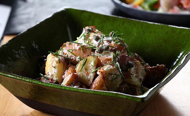 סלט תפוחי אדמה וחזרת (צילום: אפיק גבאי, אוכל טוב)