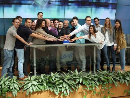 סטודנטים מבית ספר אריסון למנהל עסקים בבינתחומי