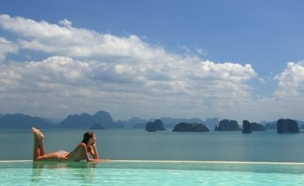 בריכות, סיקס סנסז תאילנד (צילום: SIX SENSES YAO NOI )