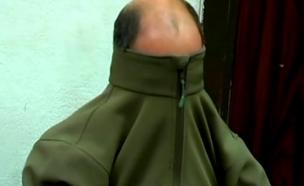 תיק החקירה נסגר. הקצין שנחשד (צילום: חדשות 2)