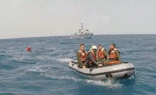 תיעוד החילוץ בסוף השבוע