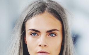 שיער אפור
