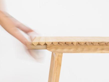 החמישייה 31.3, שולחן מתגלגל