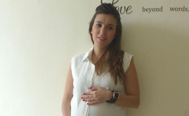 ענת ביטון - פיג'מות לחדר לידה (צילום: צילום: ביתי )