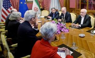 השיחות יימשכו. הדיונים בלוזאן (צילום: רויטרס)