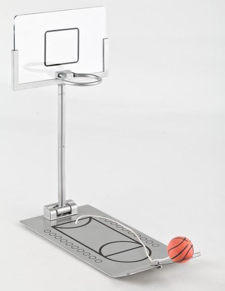 גאדג'טים למשרד, משחק מיני כדורסל (צילום: רשת ג'נטלמן)