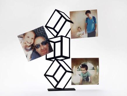 גאדג'טים למשרד, מתקן לפתקים ותמונות בצורת מגדל  (צילום: יחצ IDdesign)