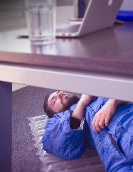גאדג'טים למשרד, ערכת שינה למשרד  (צילום: firebox.com)