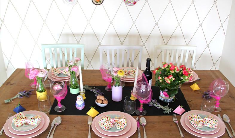 שולחן ברגע האחרון, סופי (צילום: התמונות כולן צולמו על ידי לירון גונן)