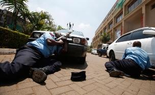 חשש למאות בני ערובה בפיגוע בקניה (צילום: רויטרס)