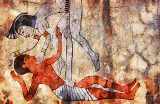 מין במצרים העתיקה (צילום: אימג'בנק / Thinkstock)
