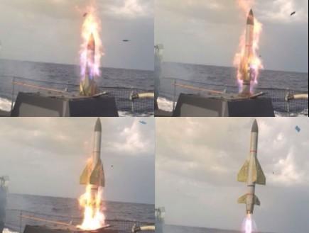 טיל מסוג ברק 1