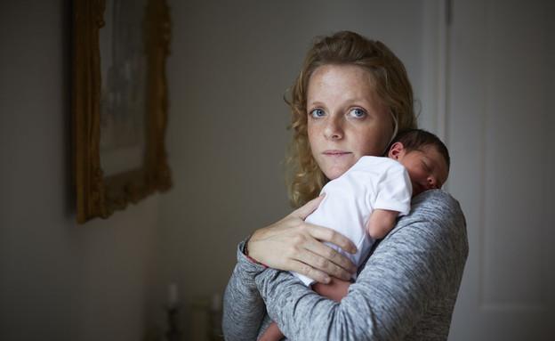 ג'ני לואיס - יממה אחרי לידה (צילום: http://jennylewis.net/)