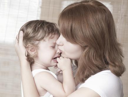 ילדה בוכה  (אילוסטרציה: אימג'בנק / Thinkstock)