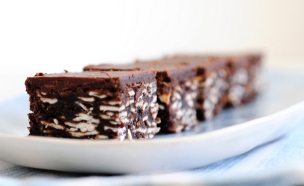 חיתוכיות מצה ושוקולד  (צילום: שרית נובק - מיס פטל, אוכל טוב)