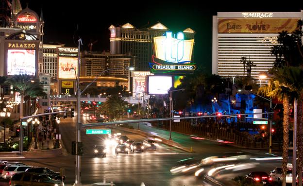 מלון מיראז' וגאס (צילום: thinkstock)
