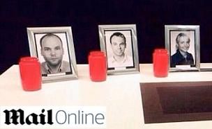 סונדהיימר משמאל, לוביץ מימין (צילום: daily mail online)