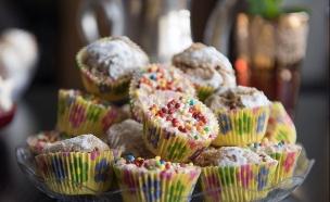 עוגיות בוטנים ועוגיות קוקוס (צילום: נמרוד סונדרס, אוכל טוב)