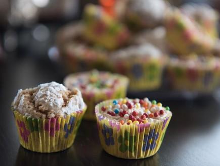 עוגיות בוטנים ועוגיות קוקוס