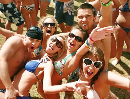 מסיבת חוף